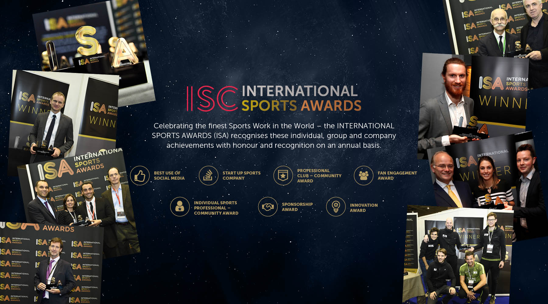 ISC International Sports Awards
