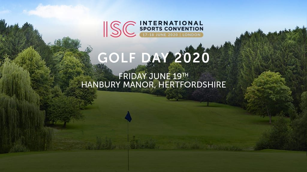 ISC London 2020 Social Graphics - Golf Day