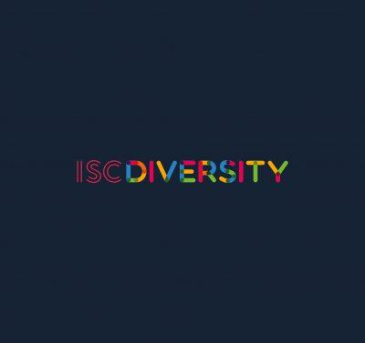 ISC square logos - diversity