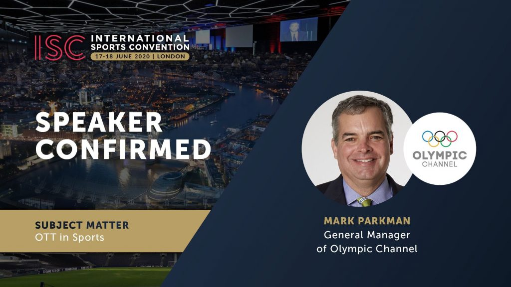 Mark Parkman OTT in Sports