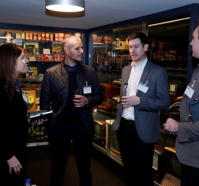 PR Shoot - ISCC Brands & Sports Sponsorship Networking Seminar, Museum of Brands, London, Britain - November 13, 2017   ISCC Brands & Sports Sponsorship Networking Seminar   Action Images